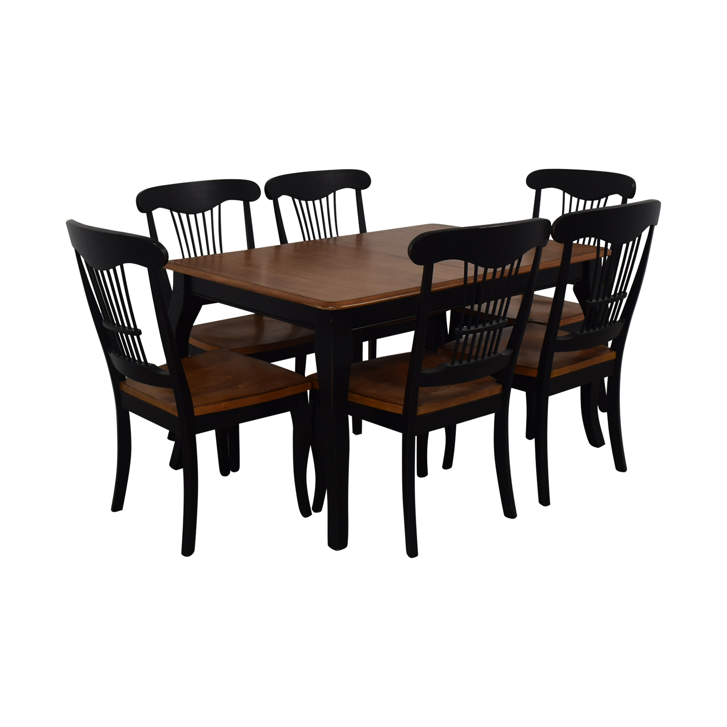 Raymour & Flanigan Dining Table and Chairs Raymour & Flanigan