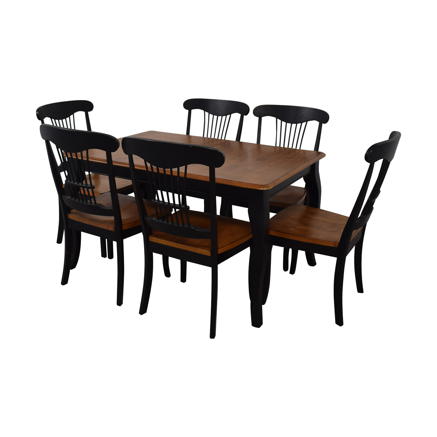 buy Raymour & Flanigan Dining Table and Chairs Raymour & Flanigan