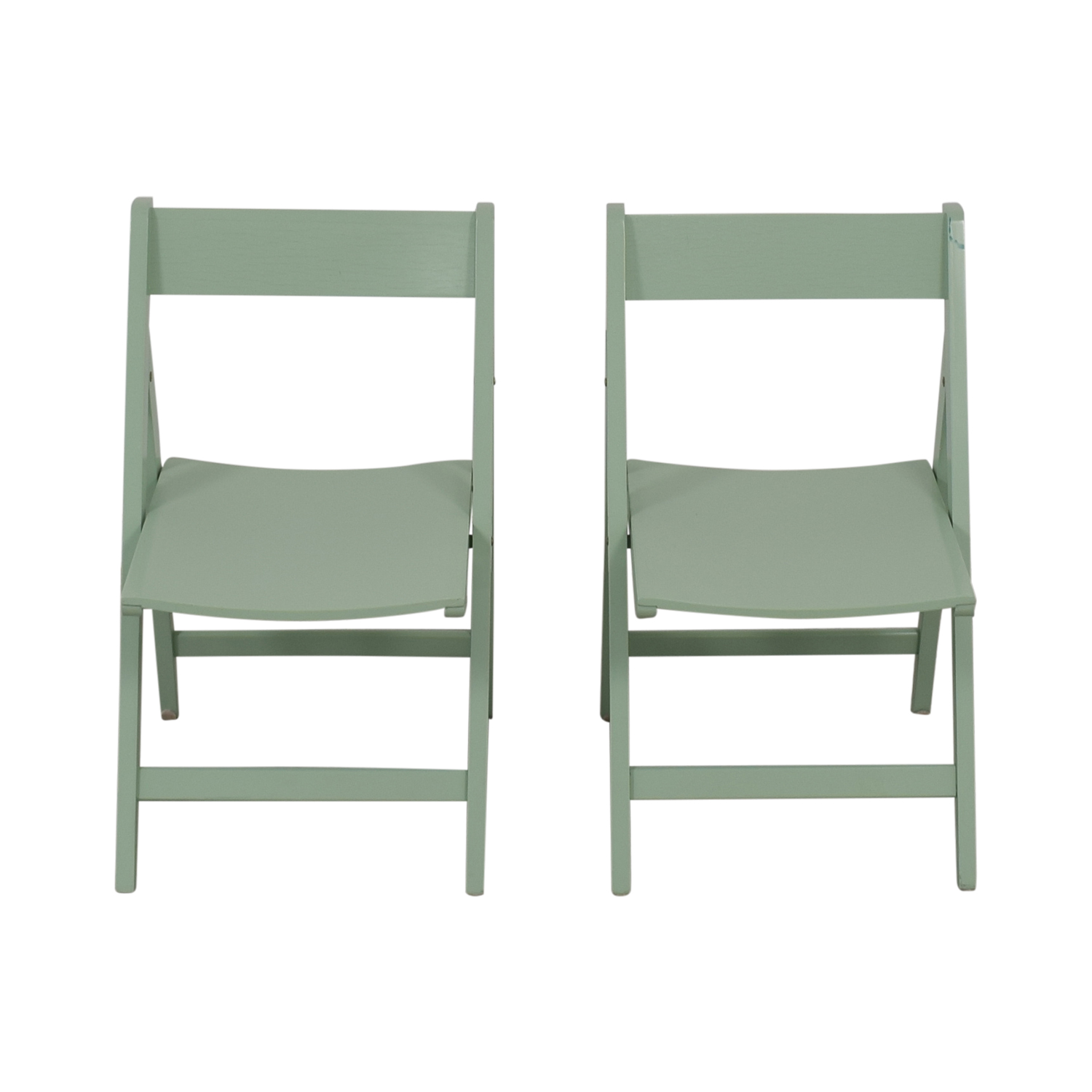 Mint Green Folding Chairs Chairs