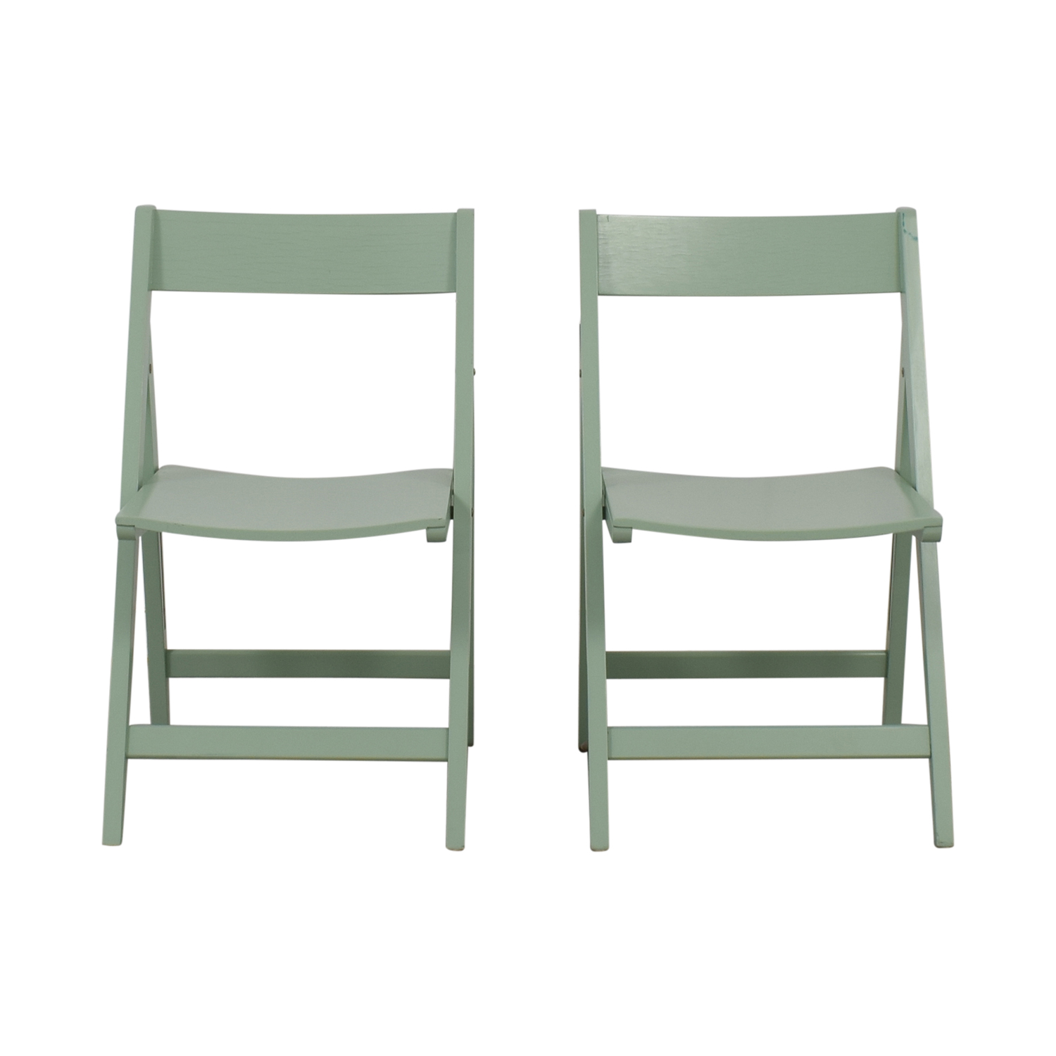 Mint Green Folding Chairs discount