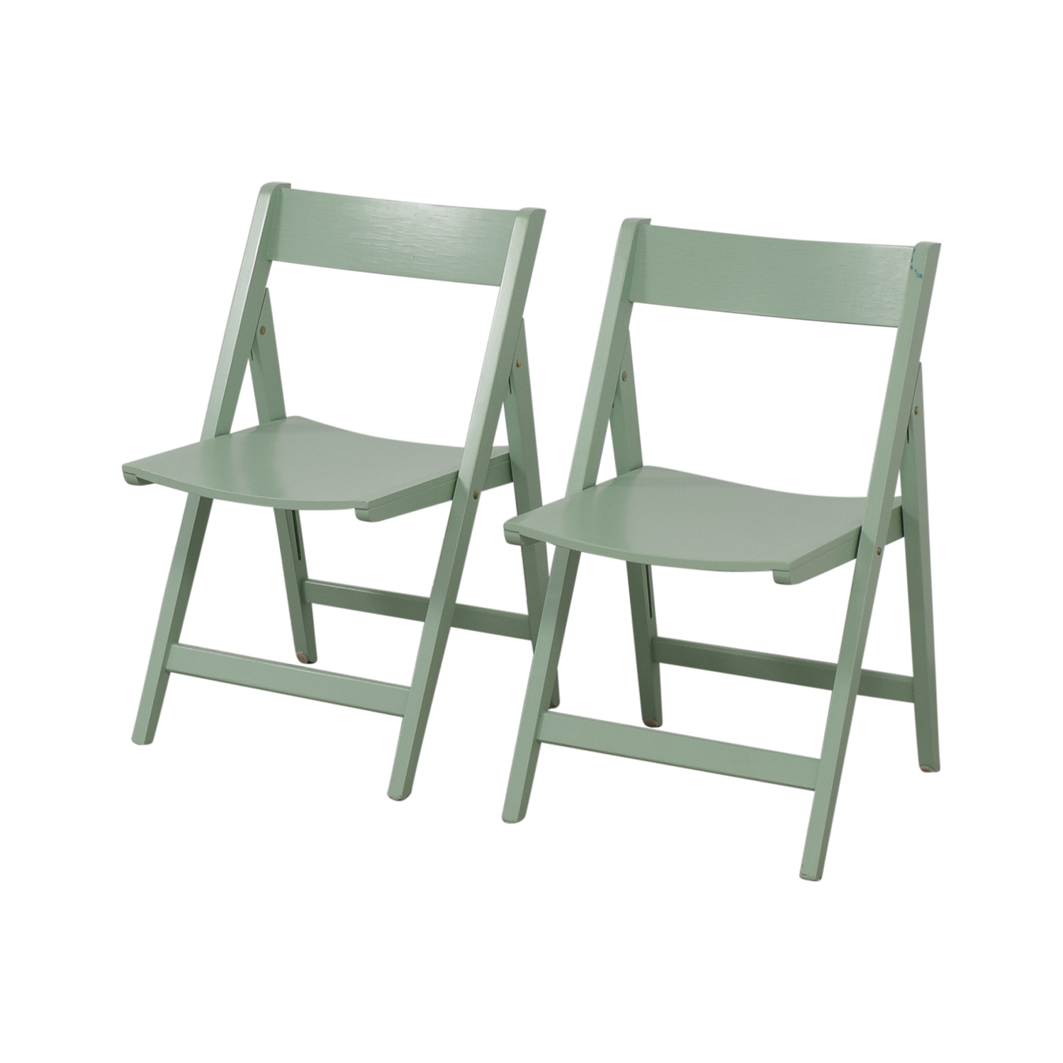 shop Mint Green Folding Chairs  Dining Chairs
