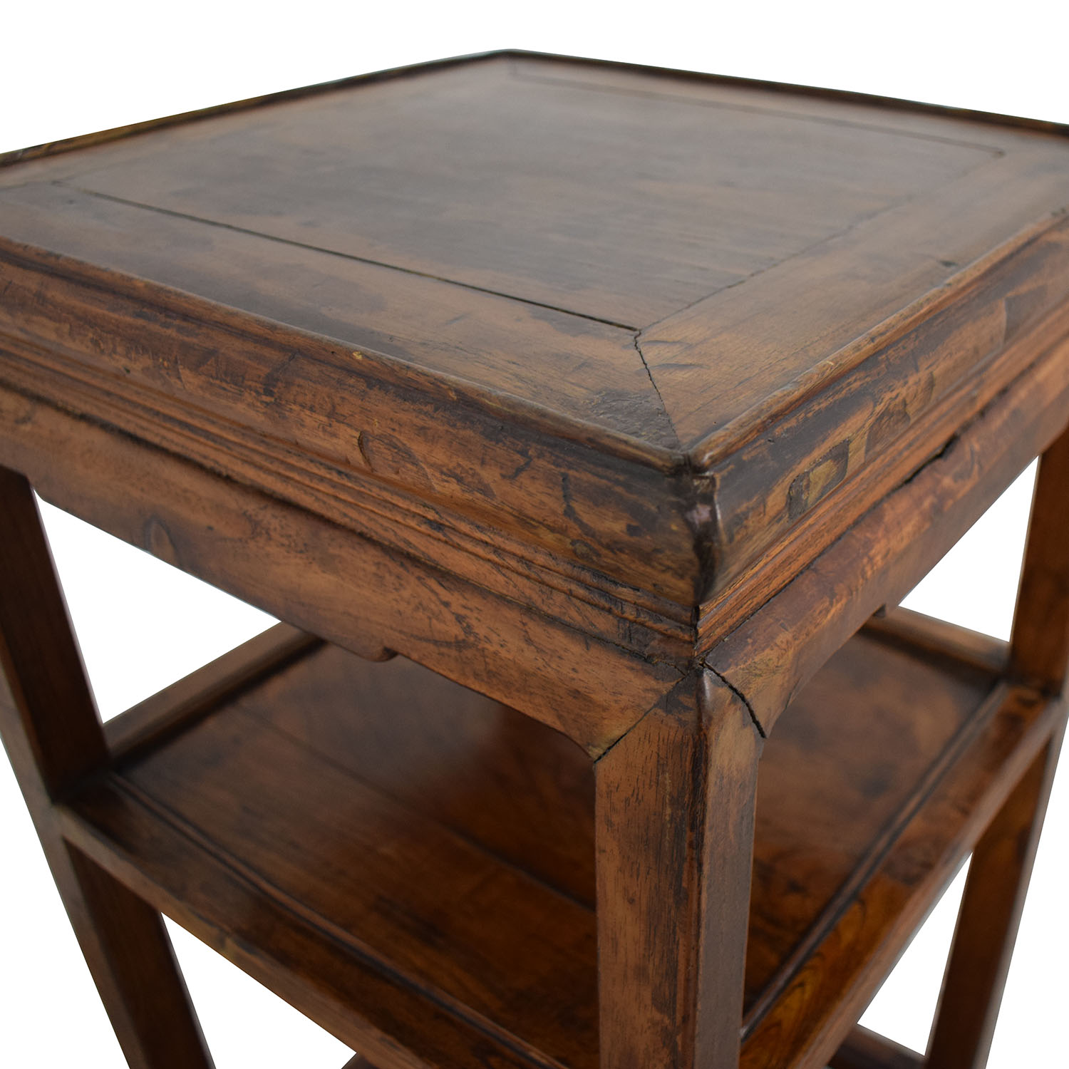 Wood Nightstand / Accent Tables