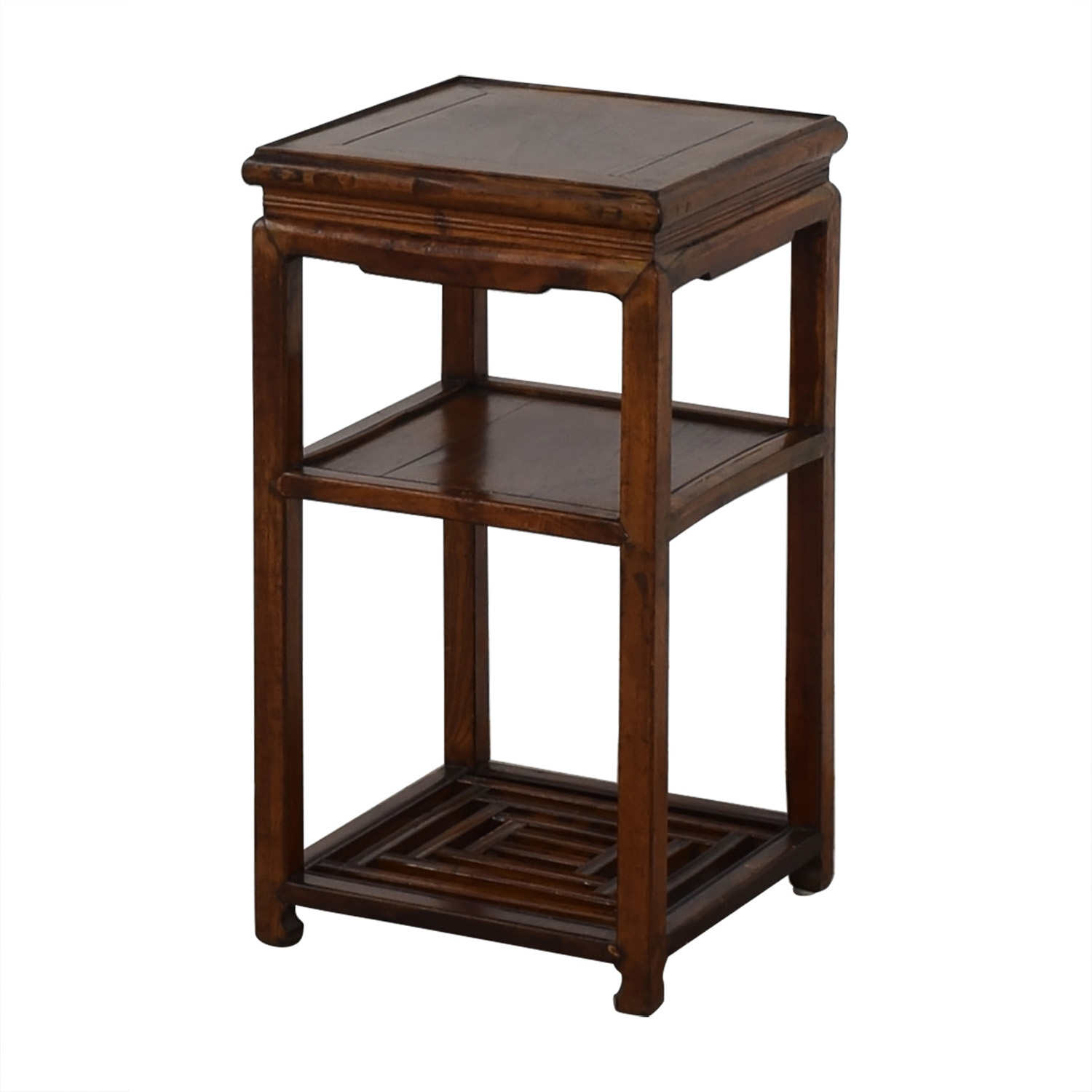 Wood Nightstand price
