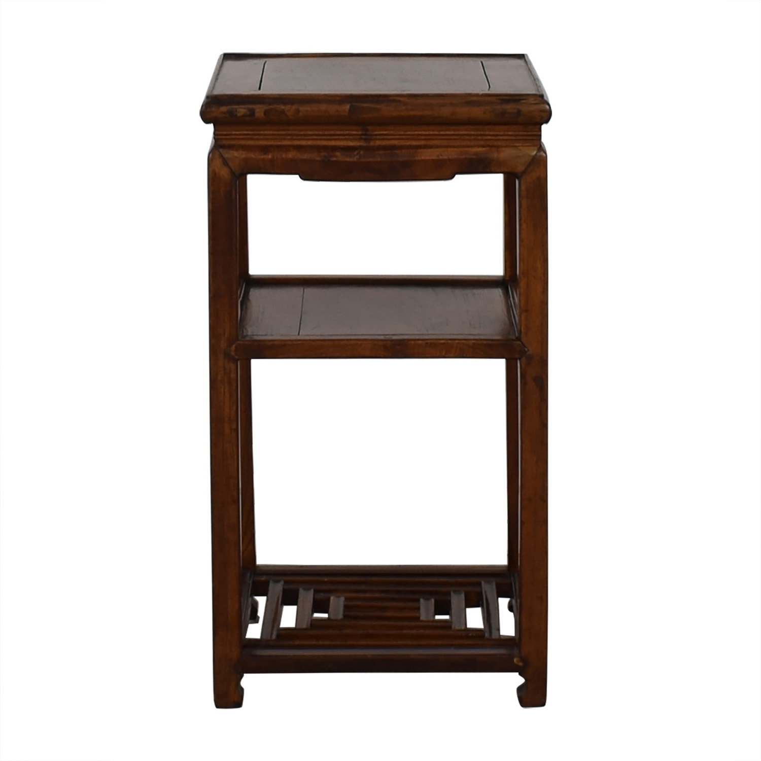 Wood Nightstand / Tables