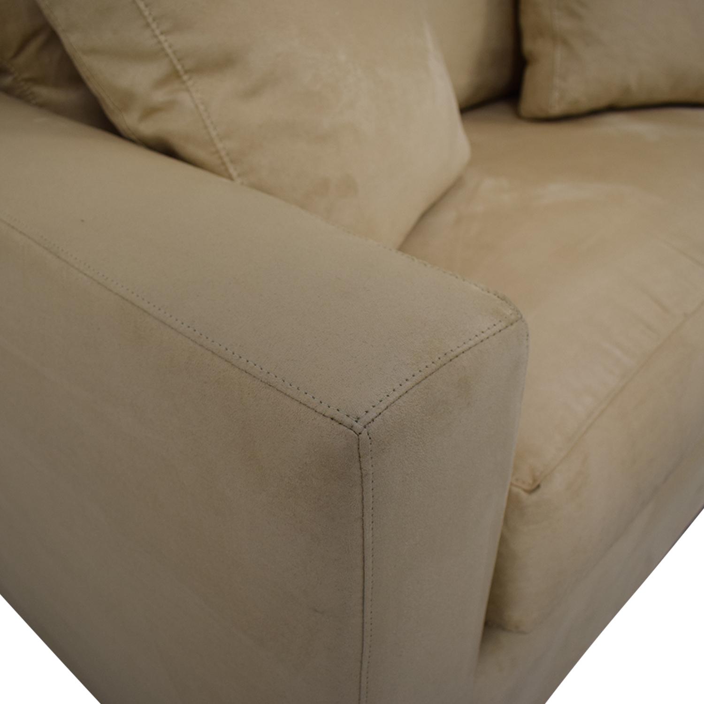Crate & Barrel Crate & Barrel Axis II Twin Sleeper Sofa