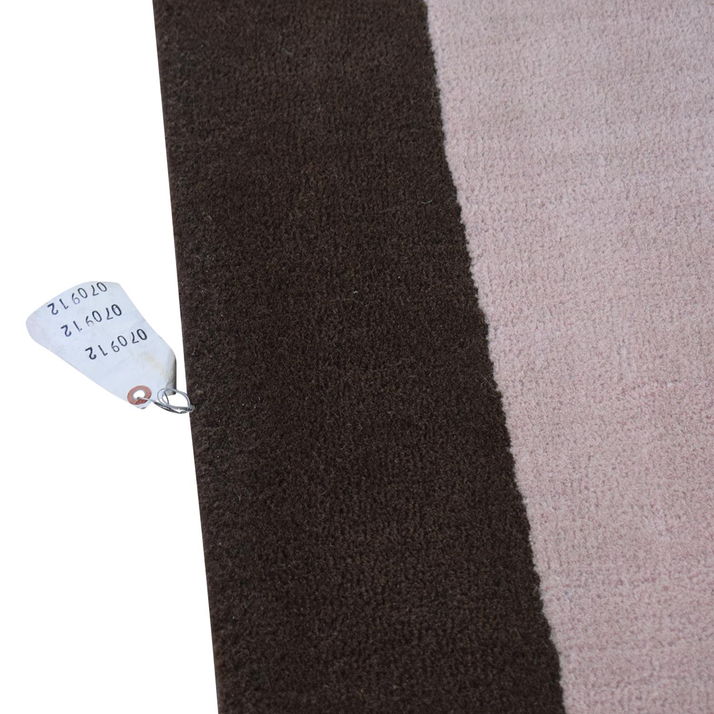 Restoration Hardware Wool Rug sale