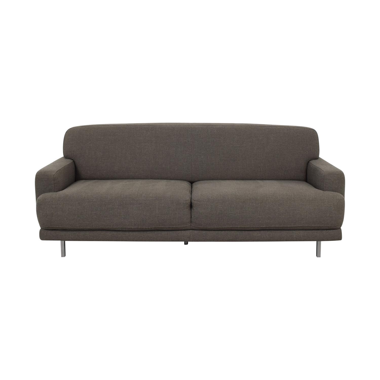 buy CB2 CB2 Two Cushion Sofa online