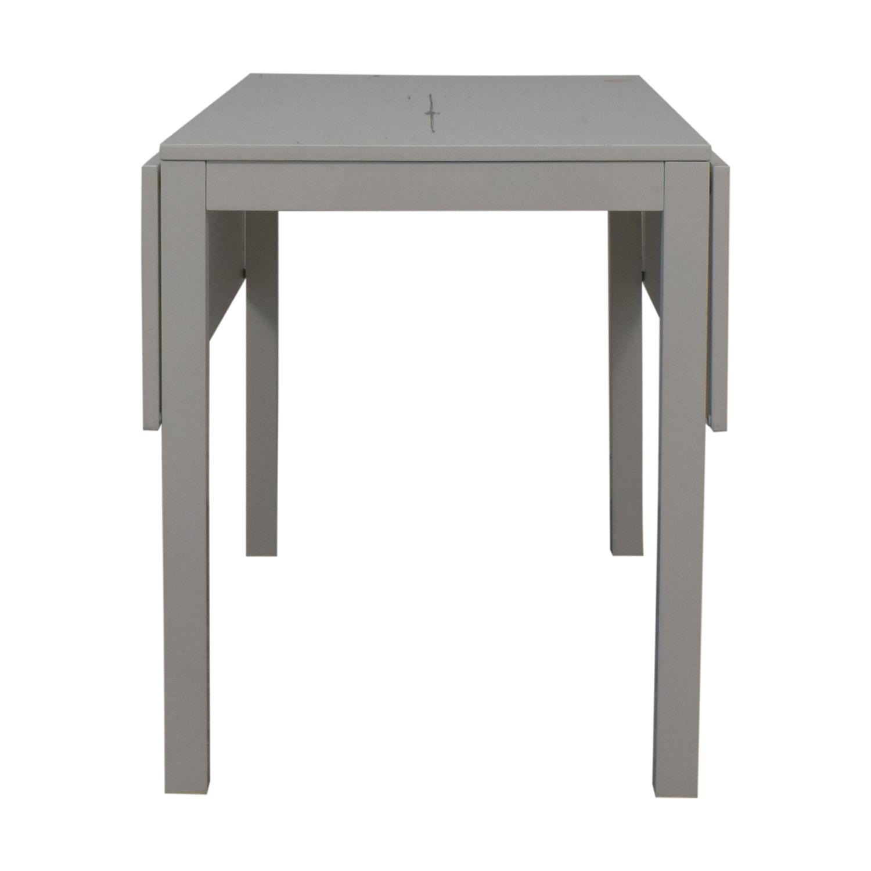 CB2 CB2 Slide Bistro Table price