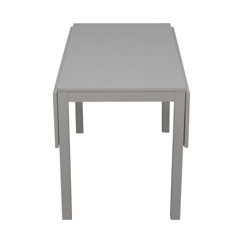 CB2 CB2 Slide Bistro Table discount