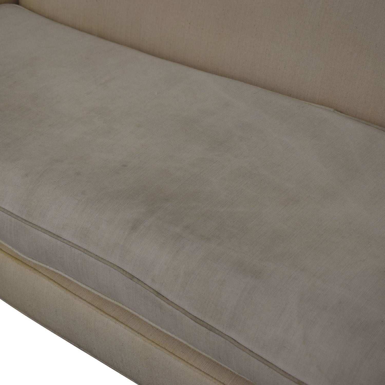 Vintage Linen Sofa / Sectionals