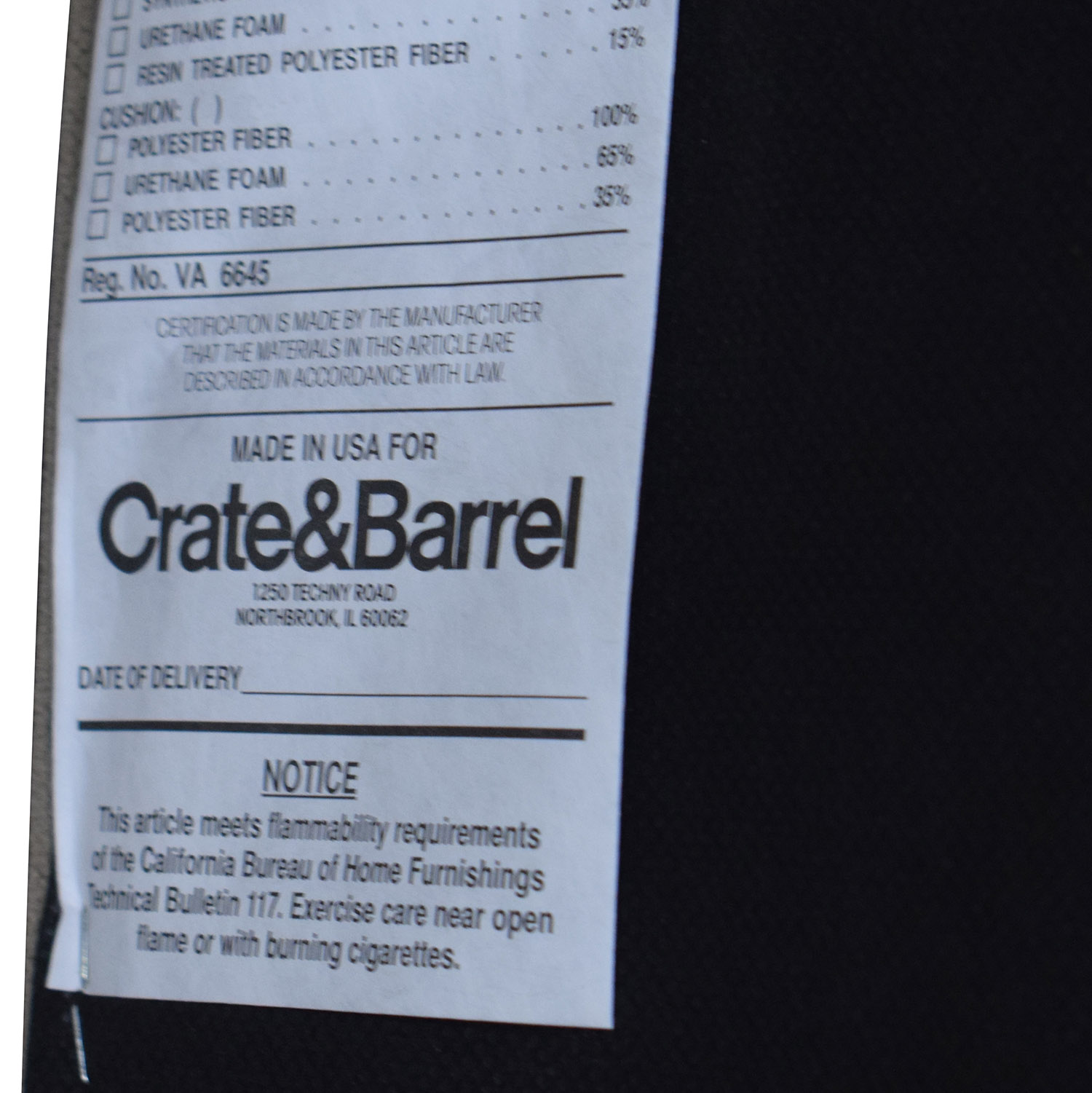 shop Crate & Barrel Tan Dining Chairs Crate & Barrel Dining Chairs