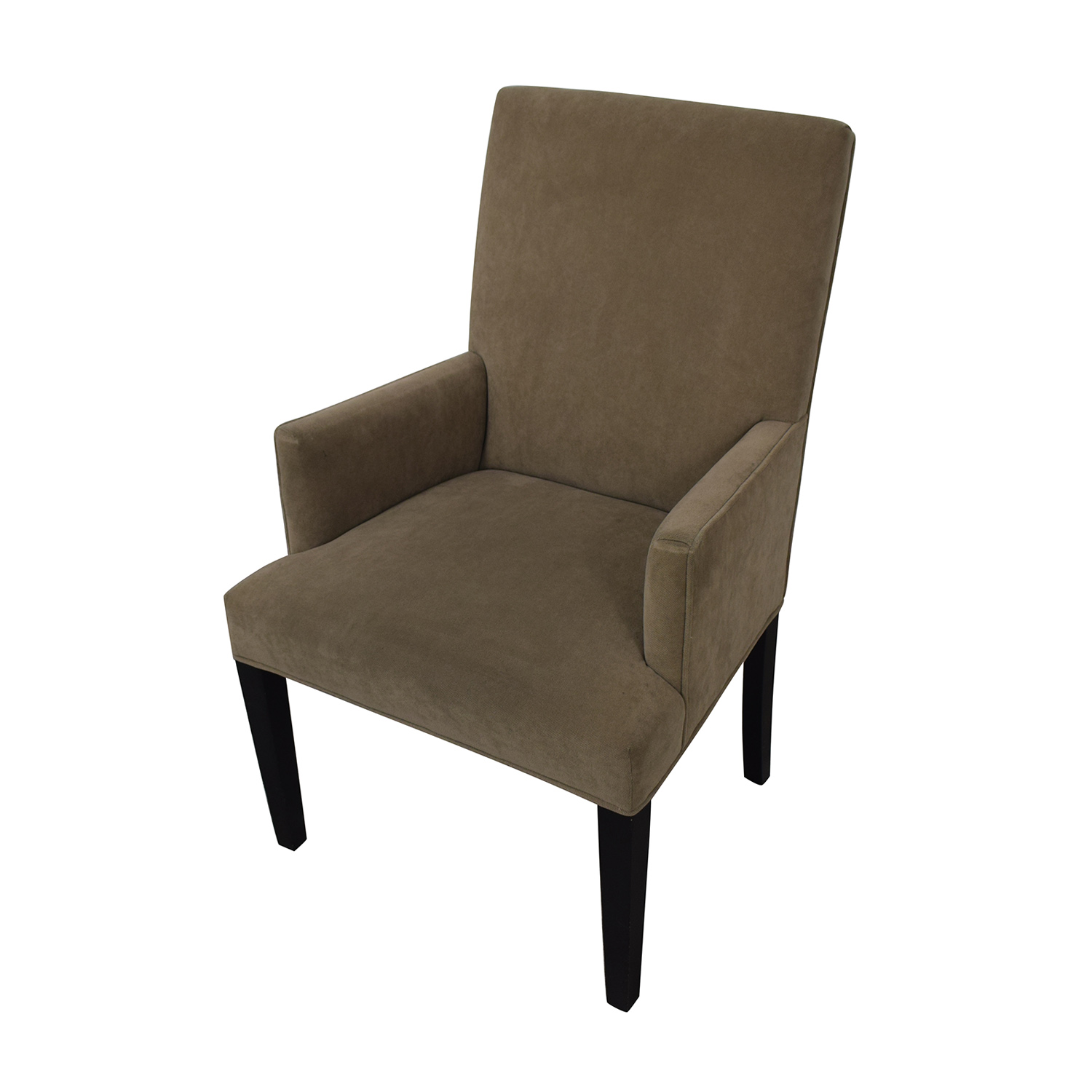 Crate & Barrel Crate & Barrel Tan Dining Chairs Chairs