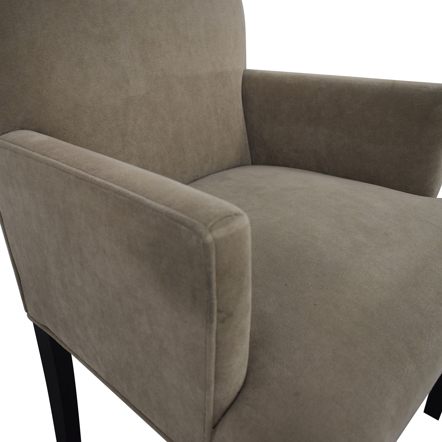 Crate & Barrel Crate & Barrel Tan Dining Chairs on sale