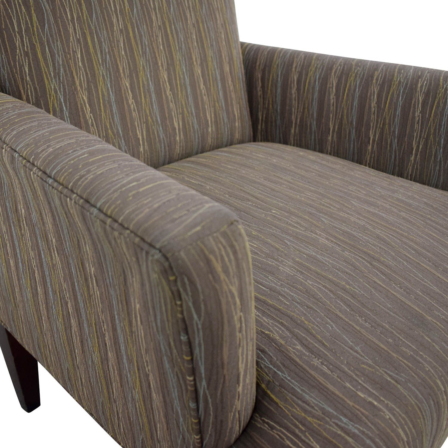 Room & Board Patterned Chair / Chairs