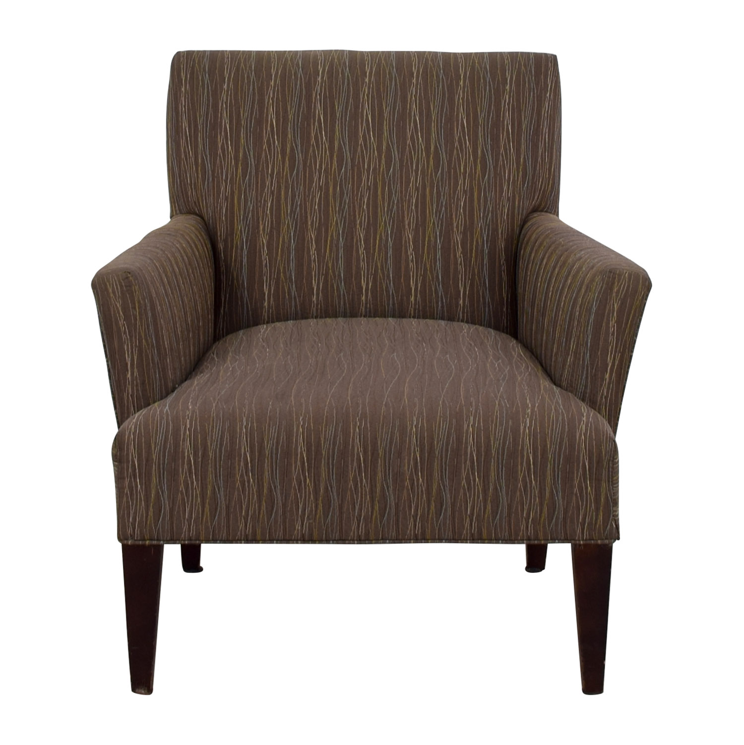 buy Room & Board Patterned Chair Room & Board