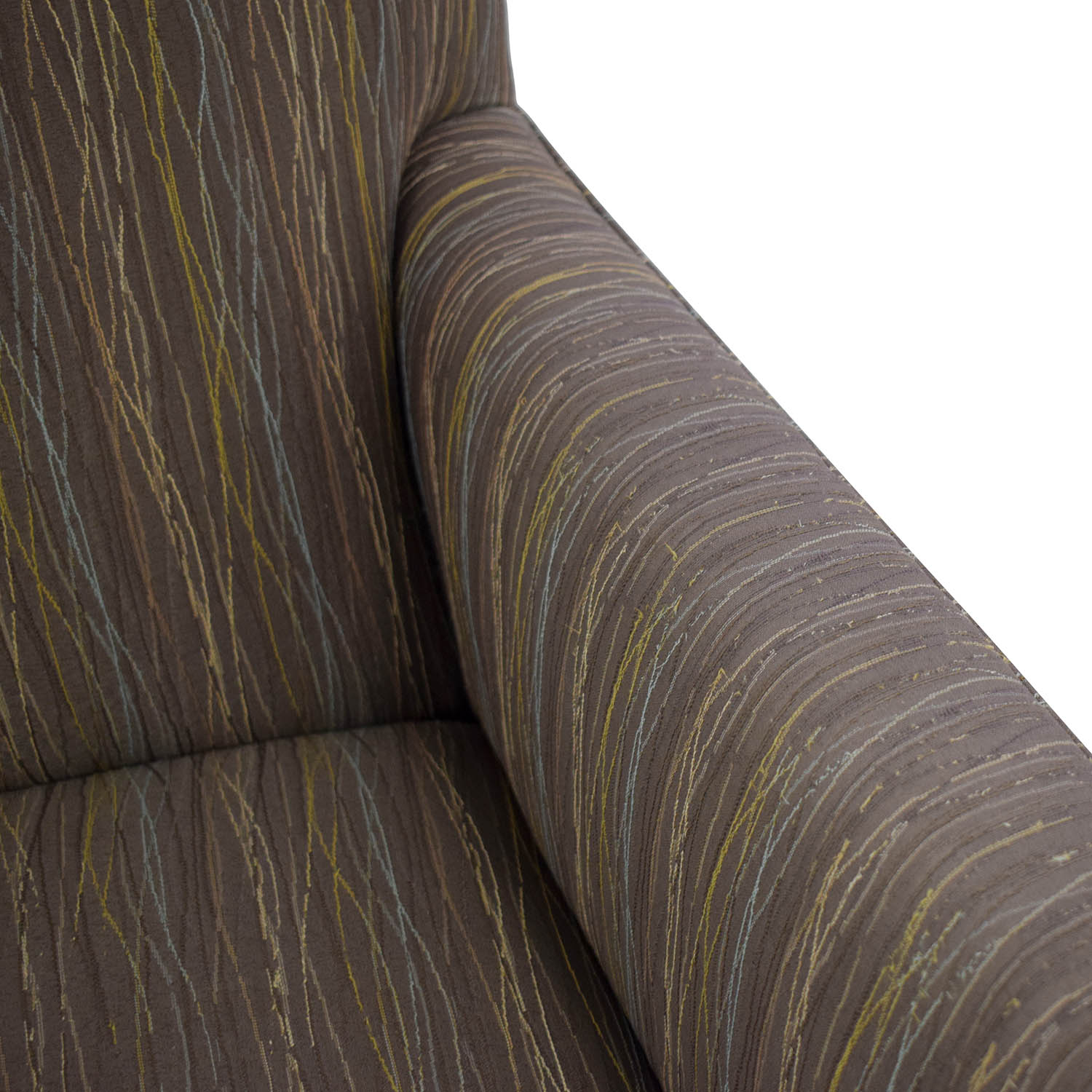 Room & Board Room & Board Patterned Chair Accent Chairs