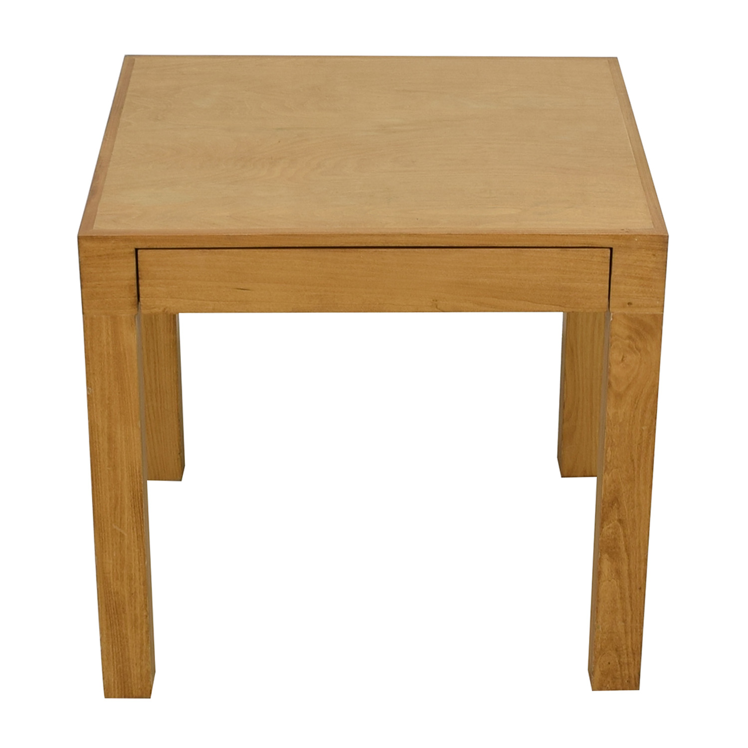 Custom Parsons Style Table second hand