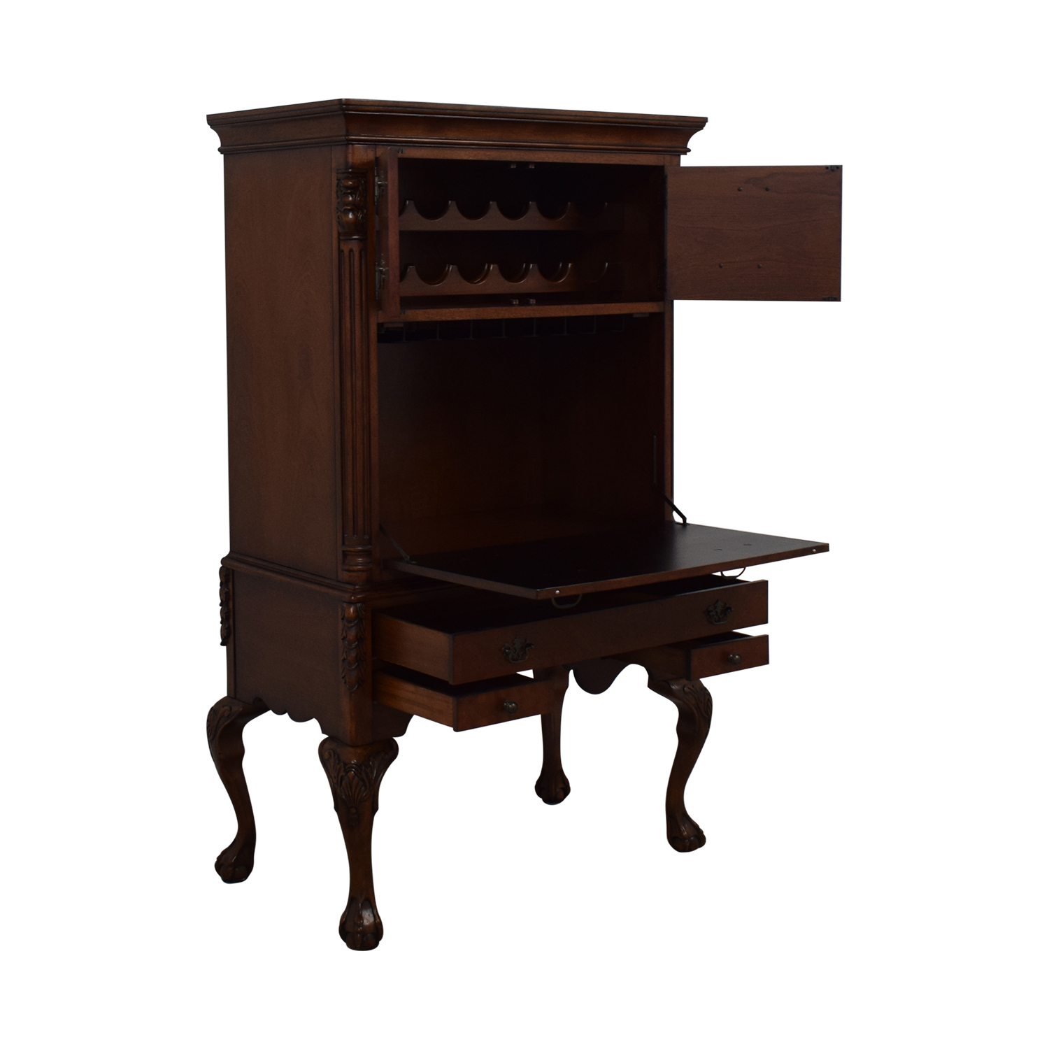 Hekman Furniture Wine Cabinet / Cabinets & Sideboards