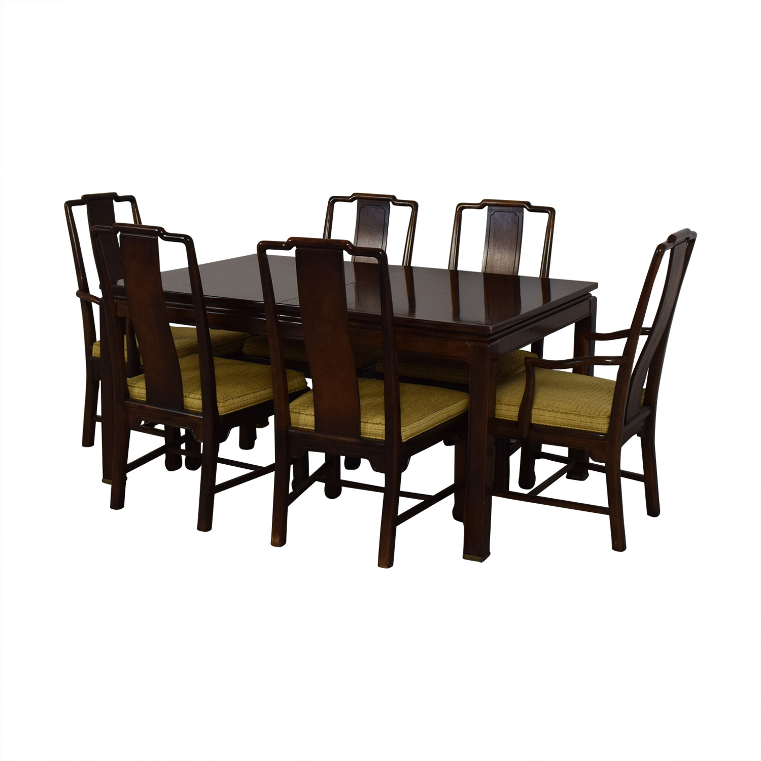 American of Martinsville American Of Martinsville Dining Room Table And Chairs Dining Sets
