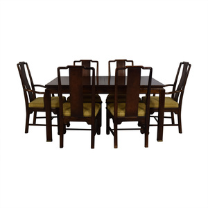 American Of Martinsville Dining Room Table And Chairs sale