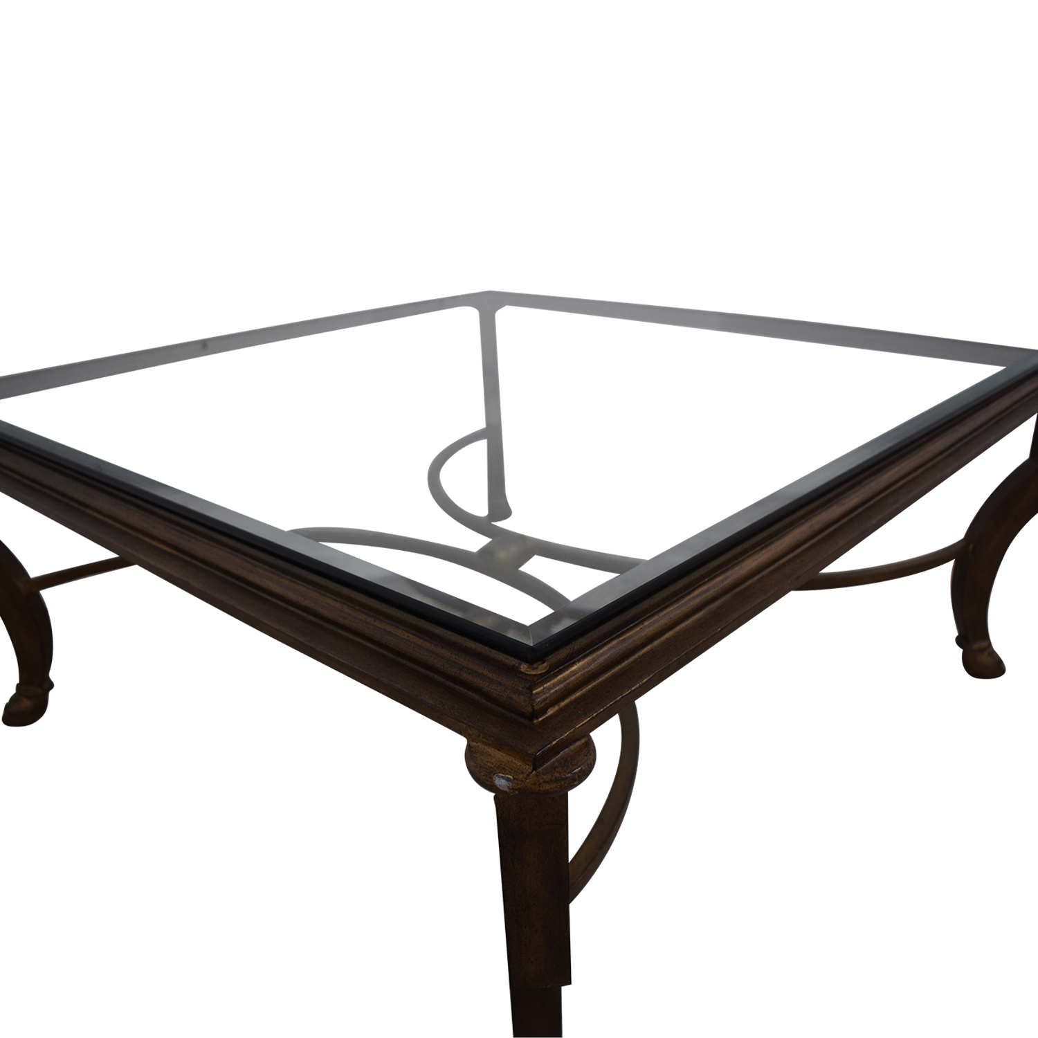 Kravet Kravet Glass Coffee Table dimensions