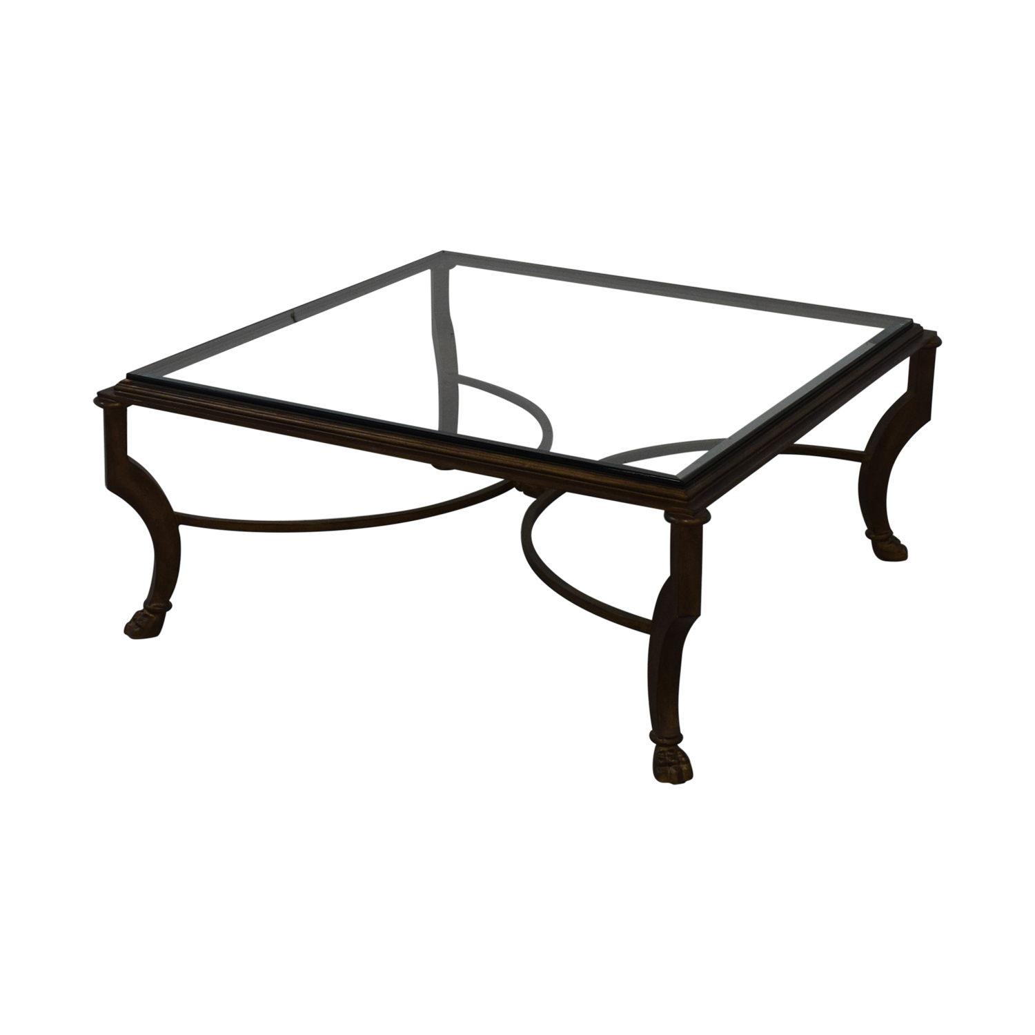 Kravet Kravet Glass Coffee Table price