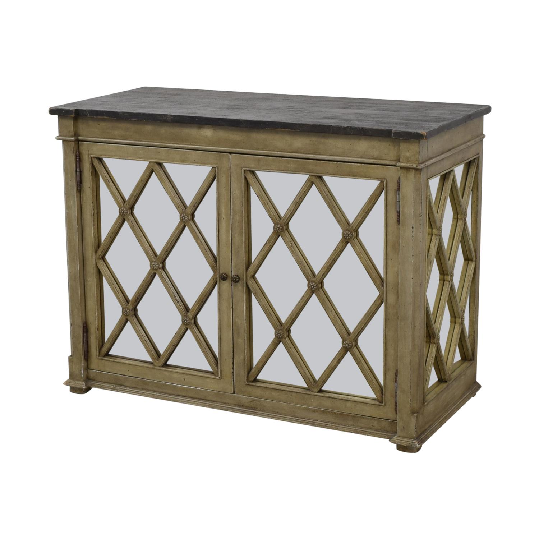Mecox Gardens Mecox Gardens Sideboard Cabinet nyc
