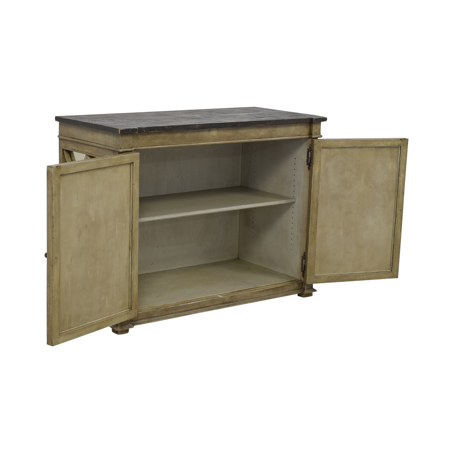 Mecox Gardens Mecox Gardens Sideboard Cabinet for sale