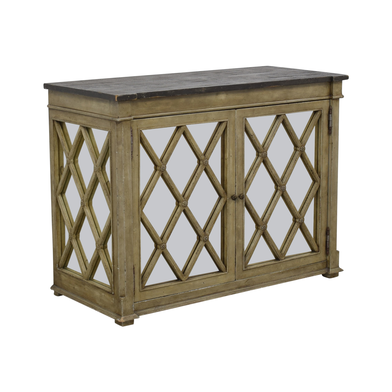 shop Mecox Gardens Sideboard Cabinet Mecox Gardens Storage