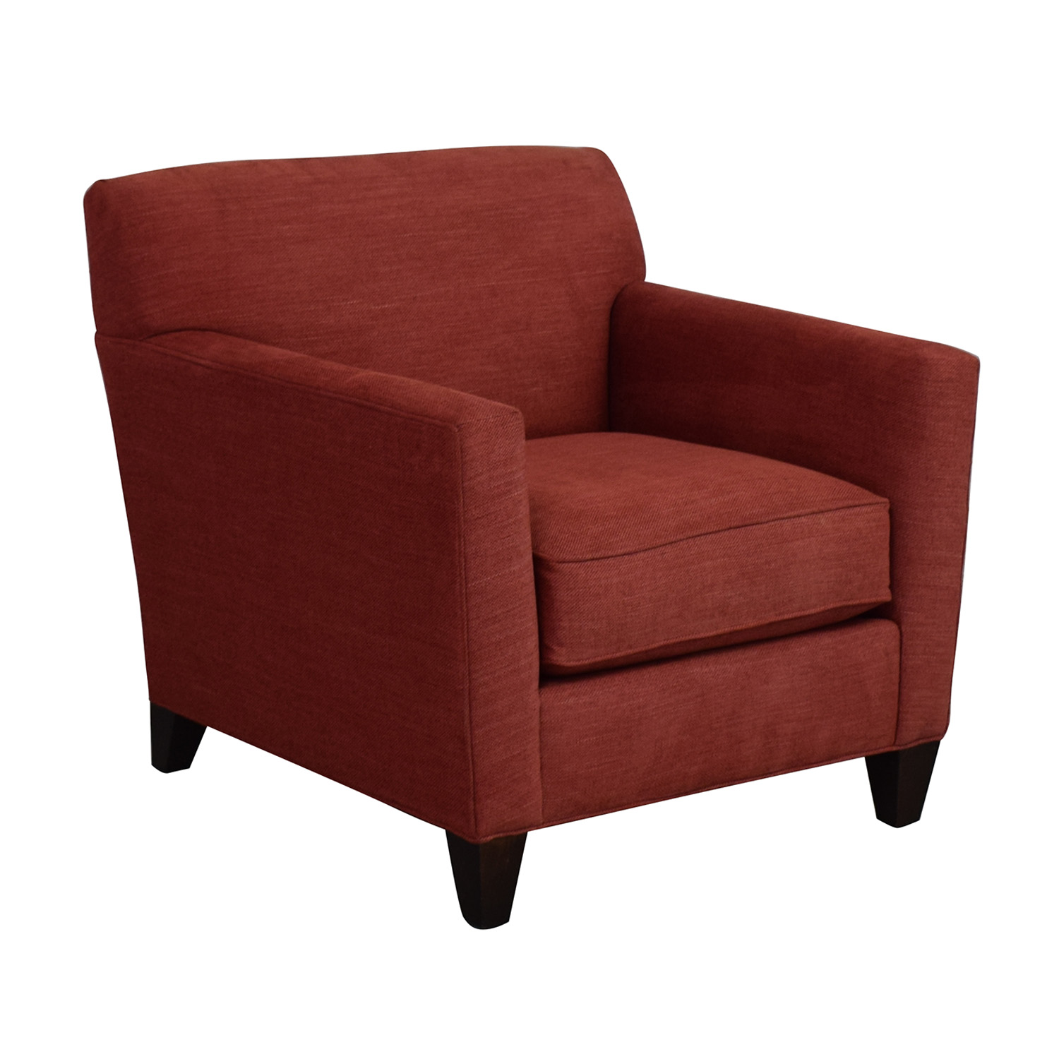 Crate & Barrel Crate & Barrel Hennessy Arm Chair second hand