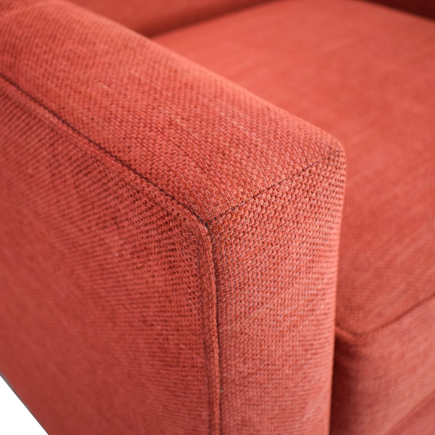 Crate & Barrel Crate & Barrel Hennessy Arm Chair dimensions