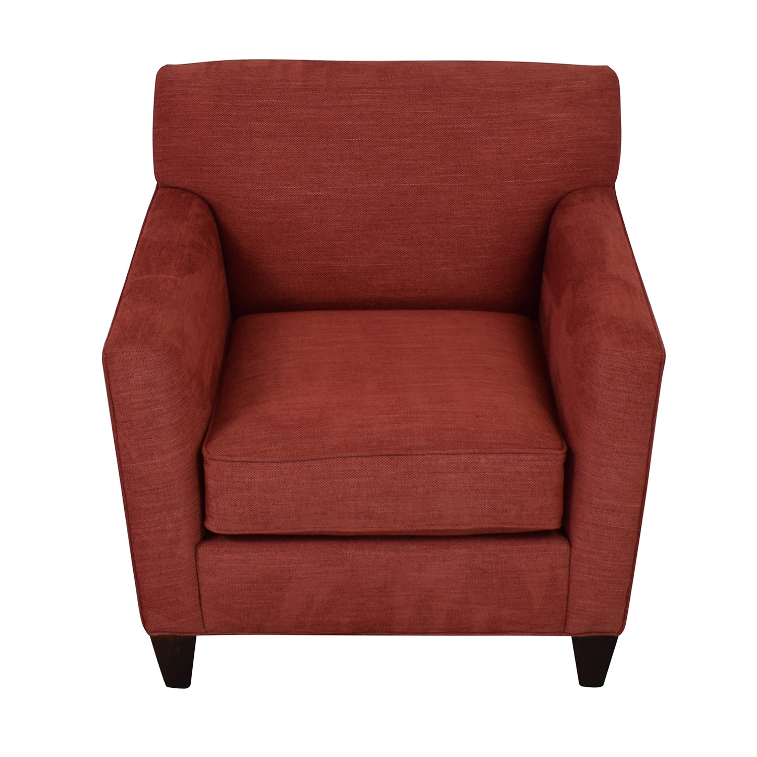 Crate & Barrel Crate & Barrel Hennessy Arm Chair used