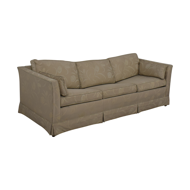 Stanton Cooper Floral Full Sleeper Sofa / Classic Sofas