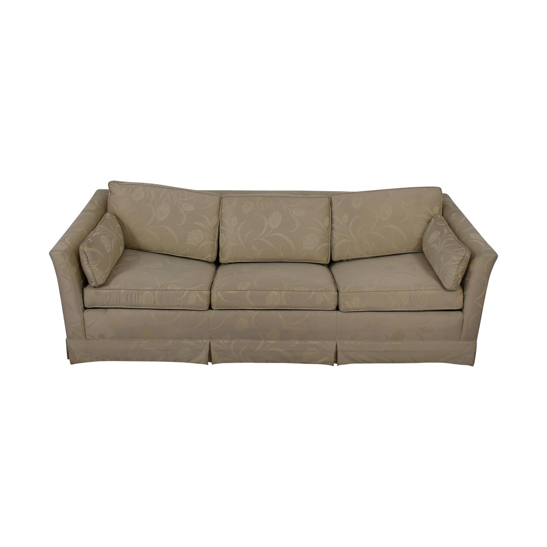 Stanton Cooper Floral Full Sleeper Sofa