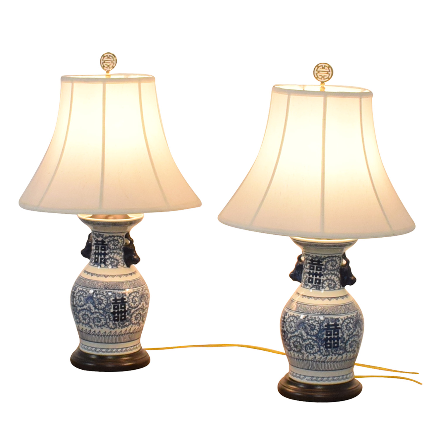 Oriental Accent Lamps nyc