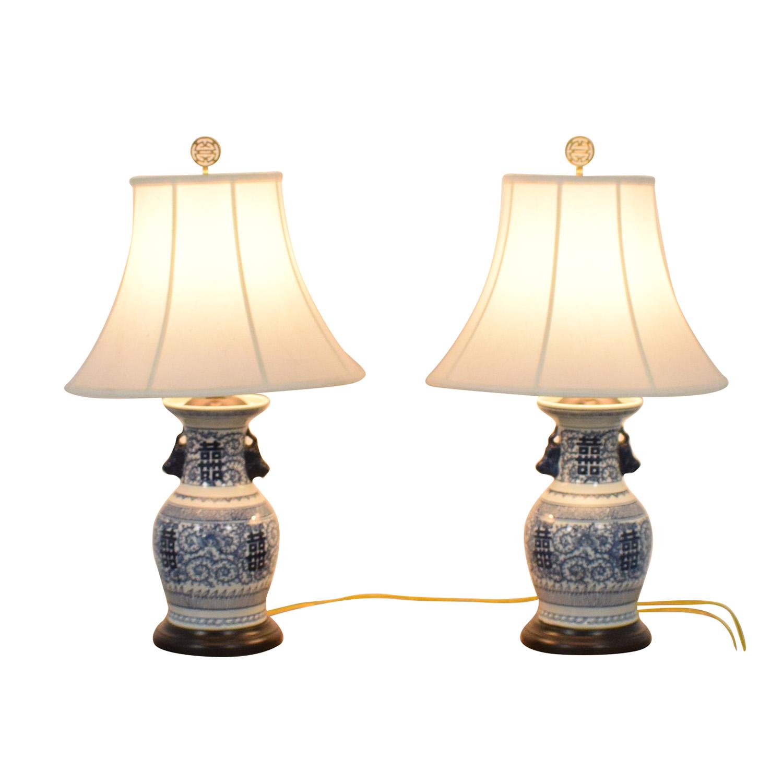 shop  Oriental Accent Lamps online