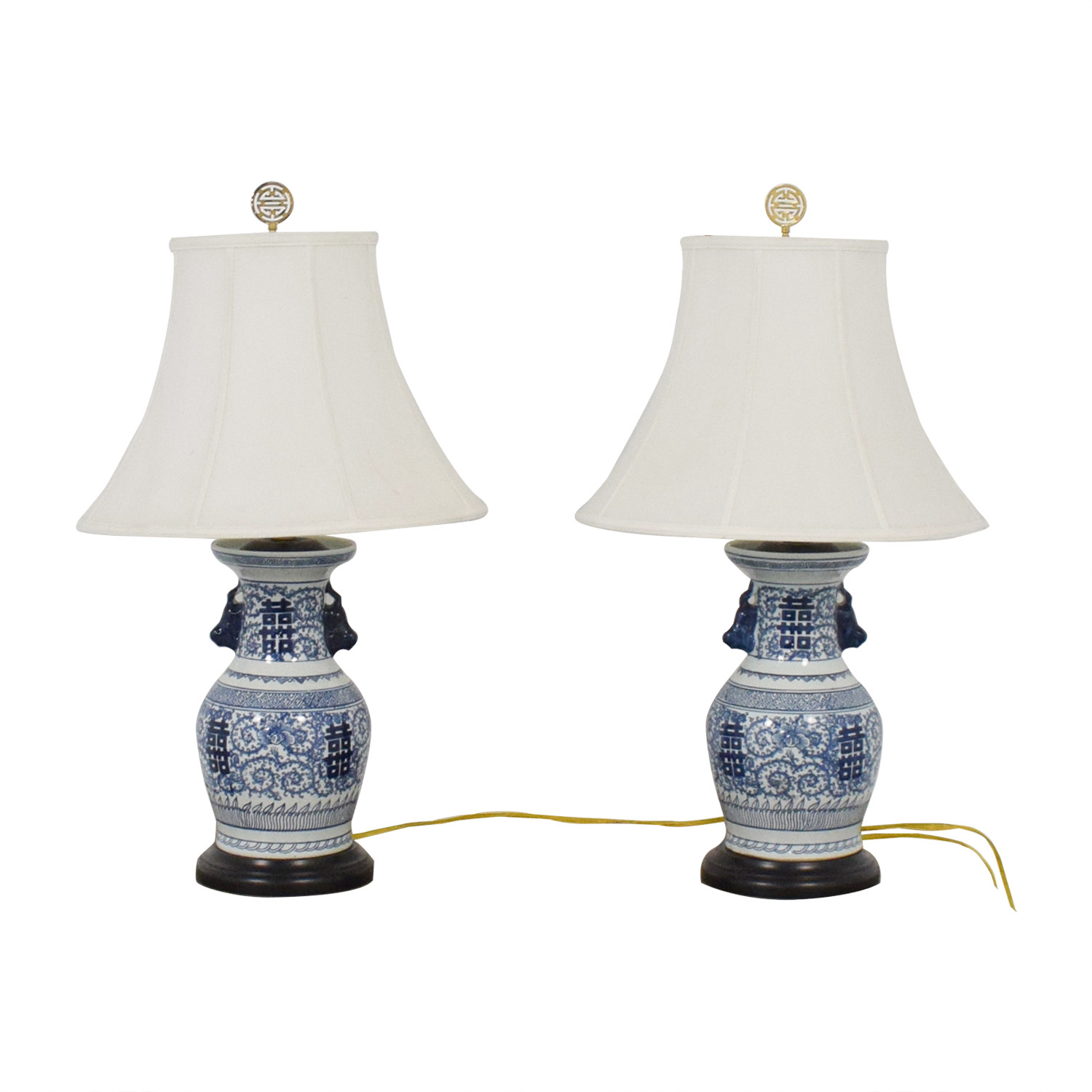 shop Oriental Accent Lamps  Lamps