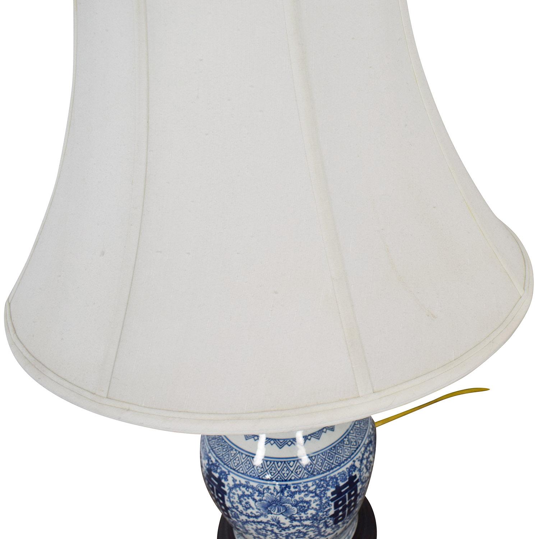 Oriental Accent Lamps Decor