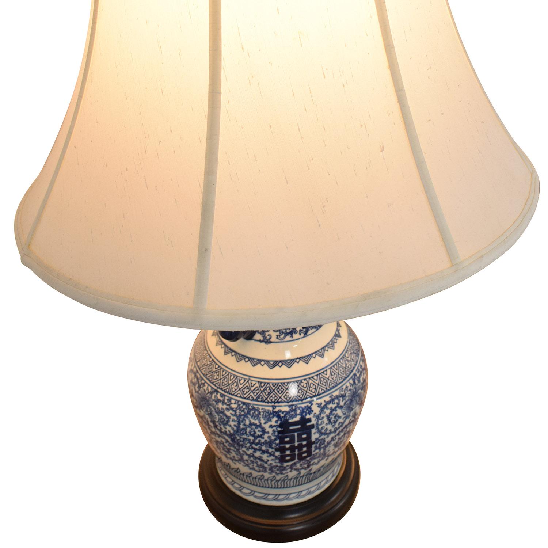 shop Oriental Accent Lamps  Lamps