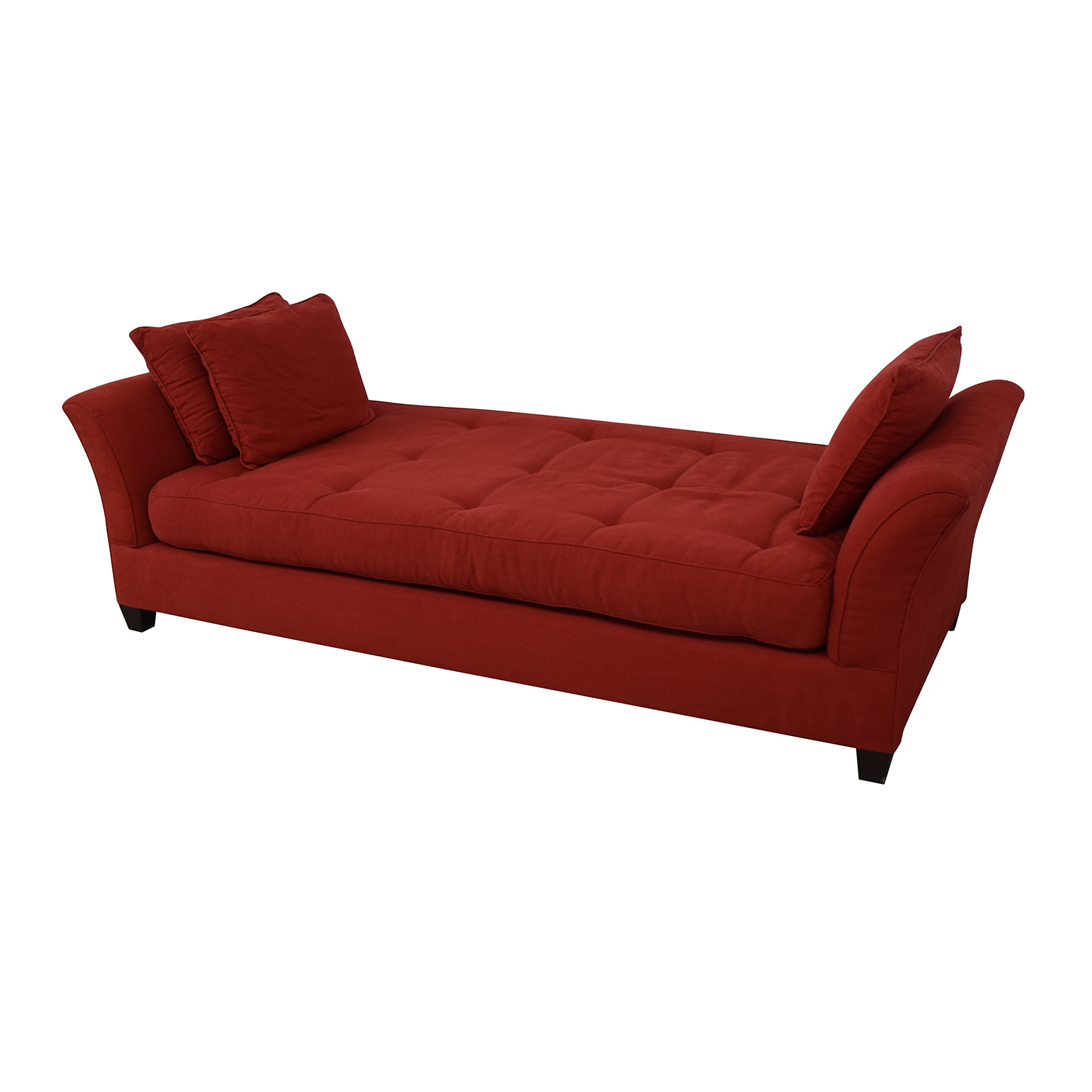 Custom Modern Daybed RED