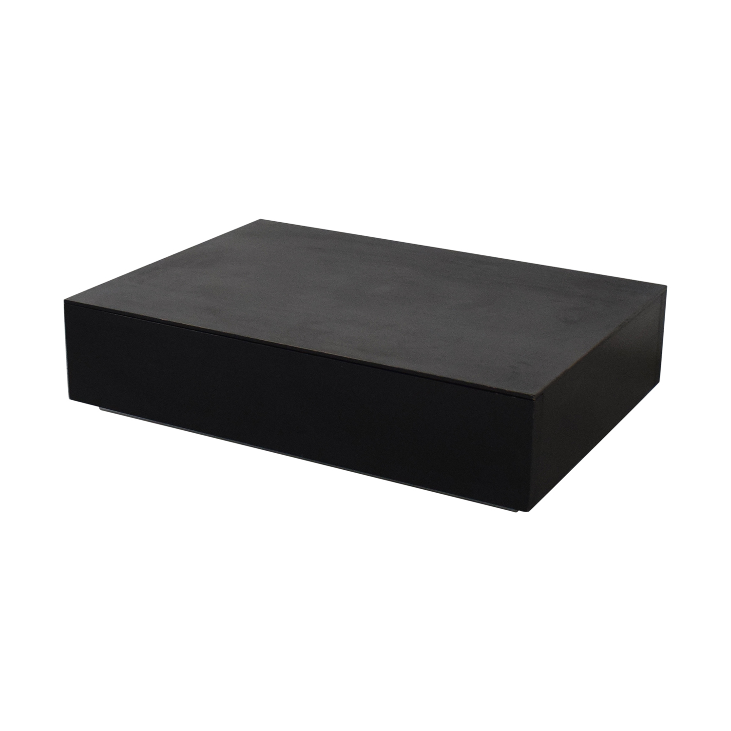BoConcept BoConcept Black Coffee Table discount