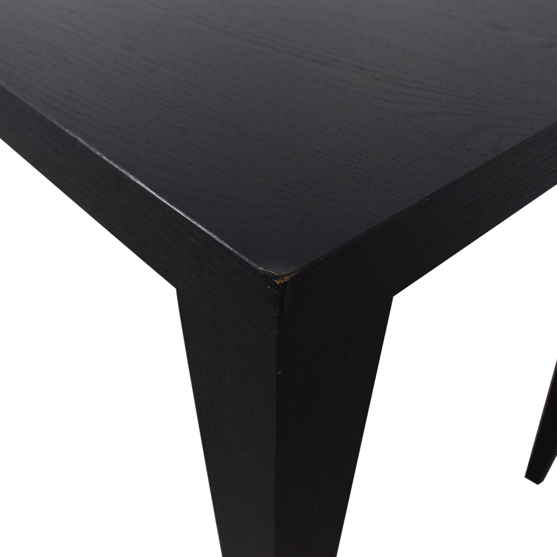 BoConcept BoConcept Black Dining Table Dinner Tables