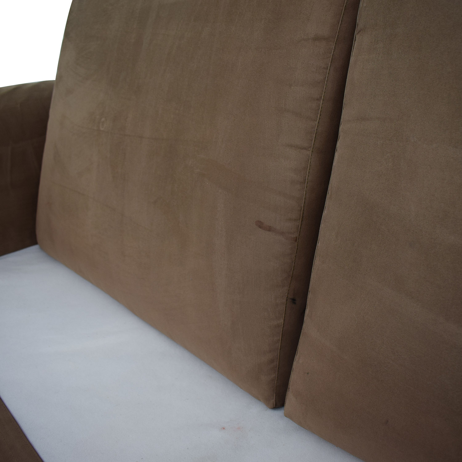 Brown Sectional Sofa With Chaise second hand