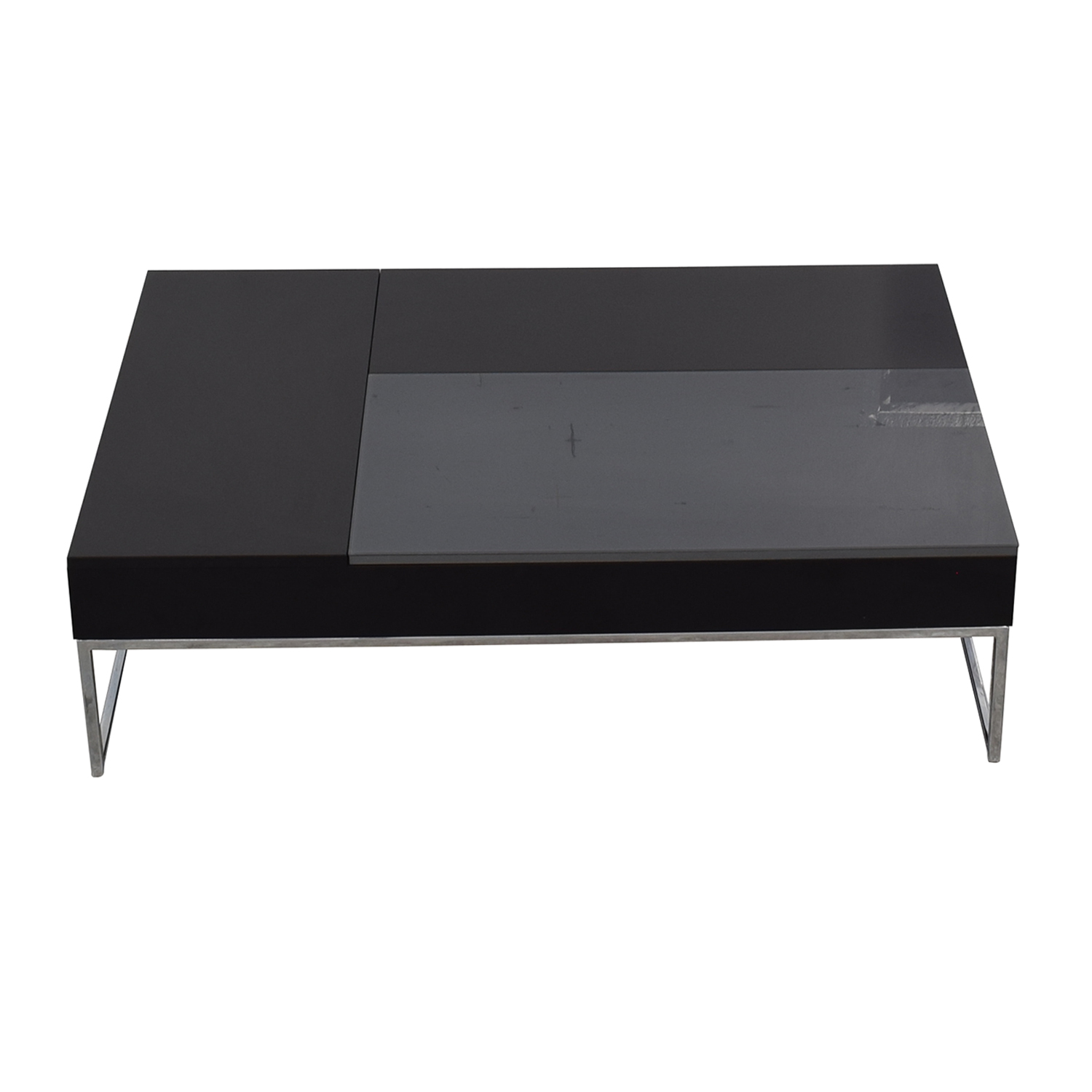BoConcept Chiva Coffee Table With Storage / Tables