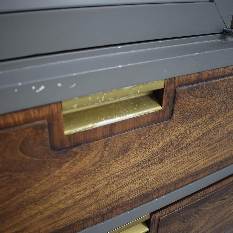 Basic-Witz Basic-Witz Vintage Custom Dresser Storage