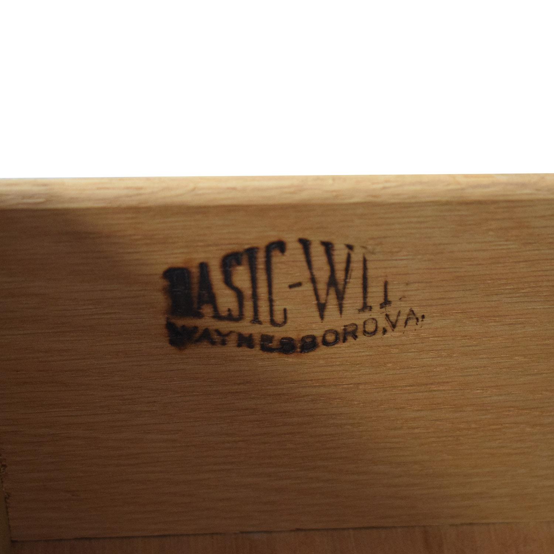 buy Basic-Witz Vintage Custom Dresser Basic-Witz Dressers