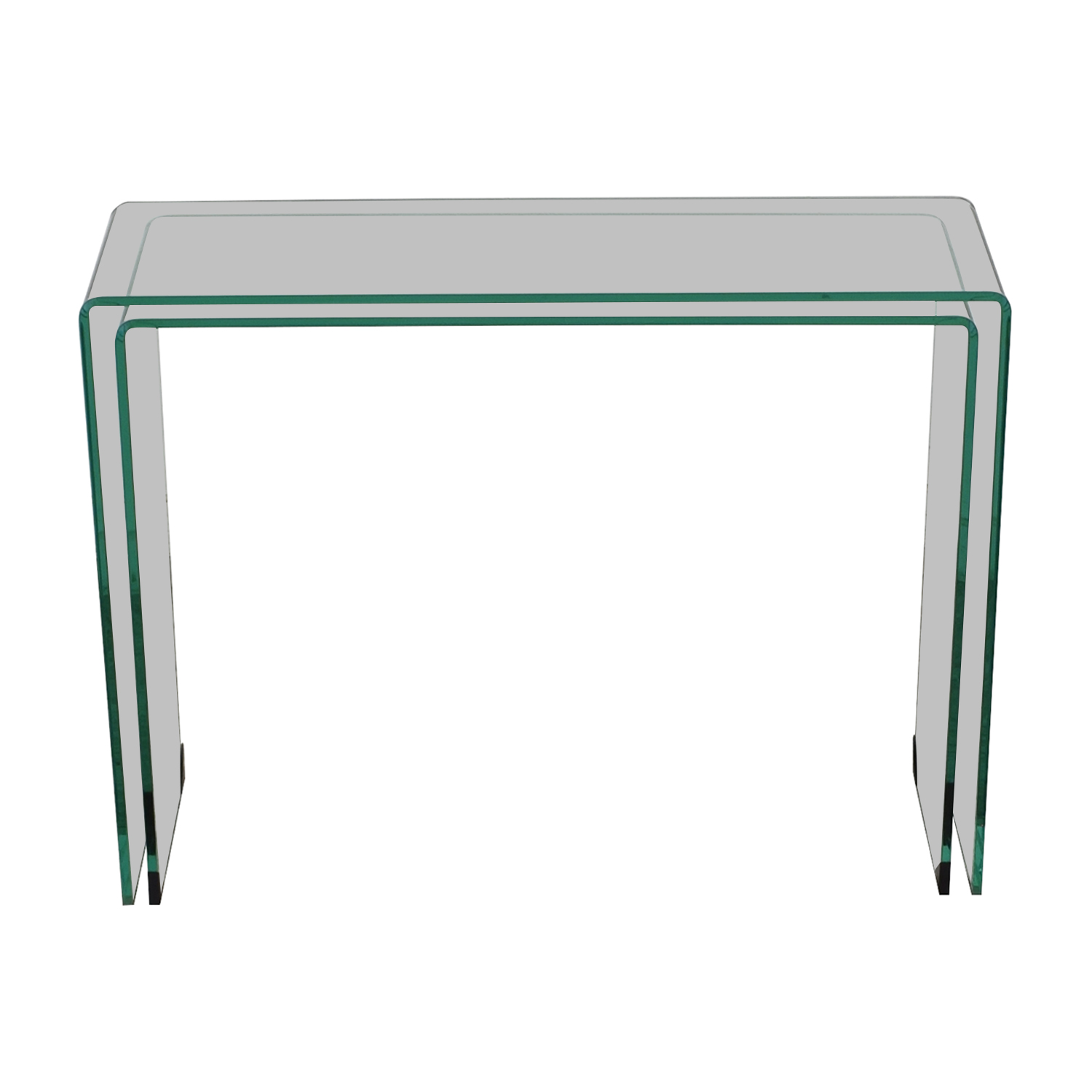 buy Chintaly Nesting Console Tables Chintaly Imports Tables