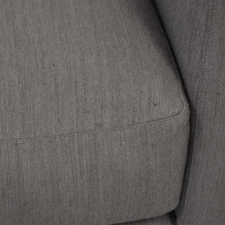 Tosconova Toscanova Contemporary Custom Mood Sofa nyc