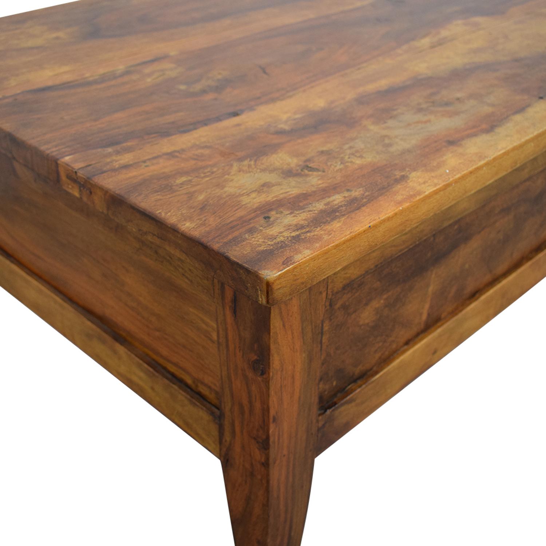 buy  Rustic Coffee Table online