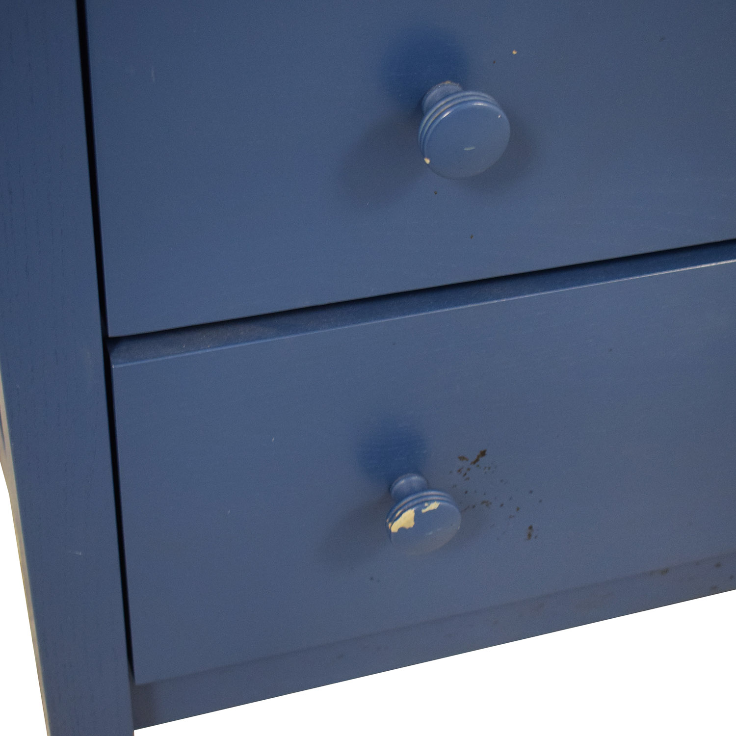 shop  Spectra Wood Blue Six-Drawer Dresser online